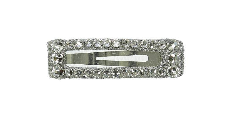 Bari Lynn Girl's Rectangular Hair Clip - TAYLOR + MAX