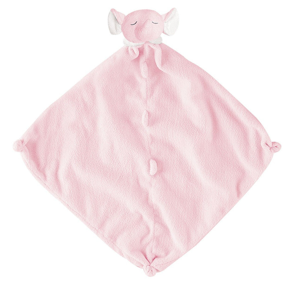 Pink Elephant Blankie - TAYLOR + MAX