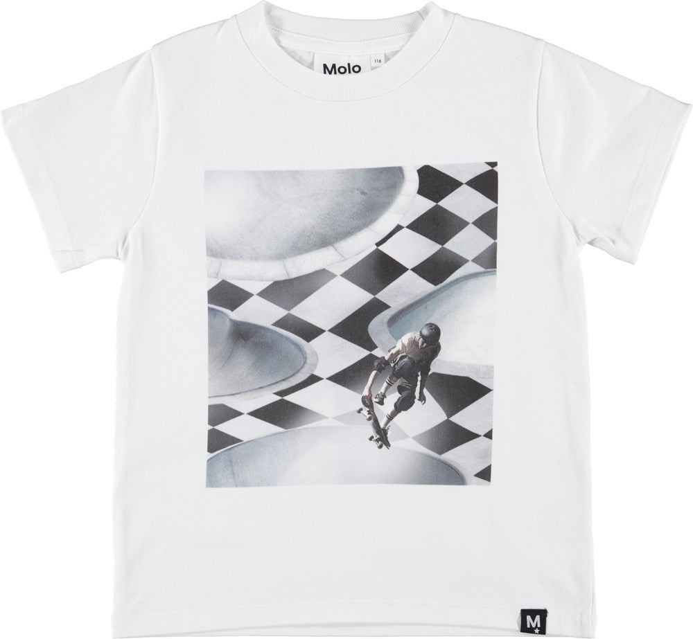 Molo Road Skate Check Solo T-Shirt
