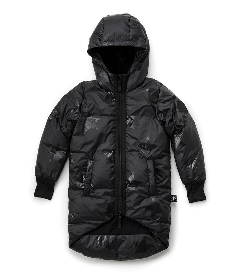 NUNUNU Star Down Coat