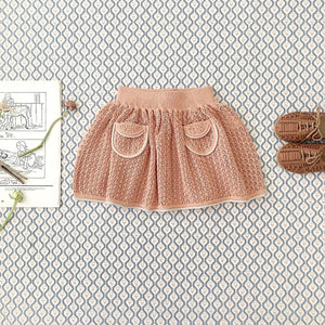 Norma Skirt | Clay