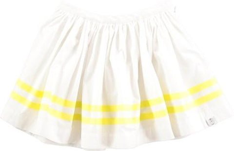 Molo Blaise White Skirt