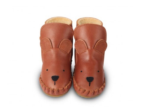 Donsje Kapi Lining Bear Shoes