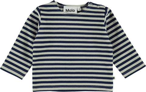 Molo Dosto Narrow Stripe Shirt