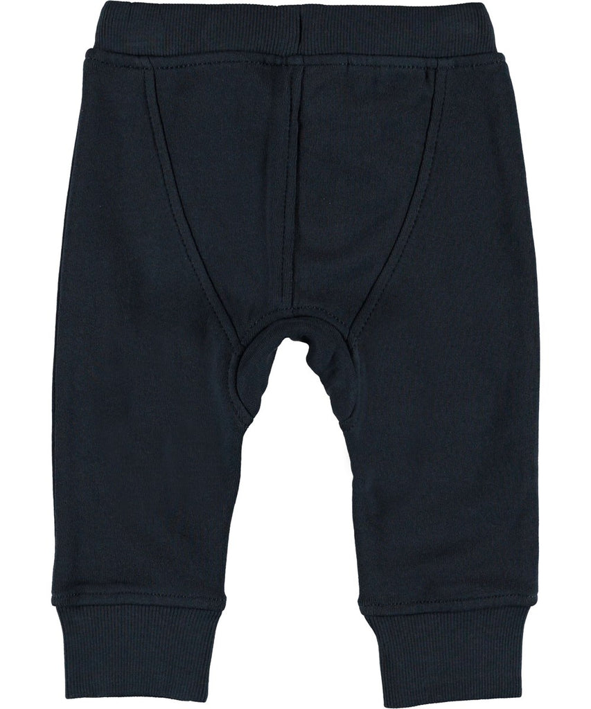 Molo Stan Baby Pants | Carbon