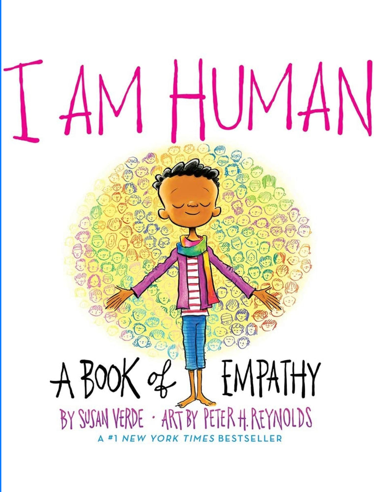 Load image into Gallery viewer, I Am Human. A Book of Empathy