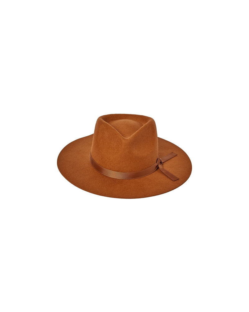 Rancher Hat | Cinnamon