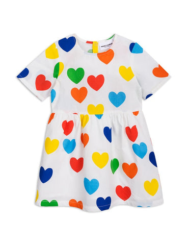 Mini Rodini Rainbow Love Dress