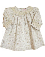 Moon et Miel Lisa Winter Flowers Dress - TAYLOR + MAX