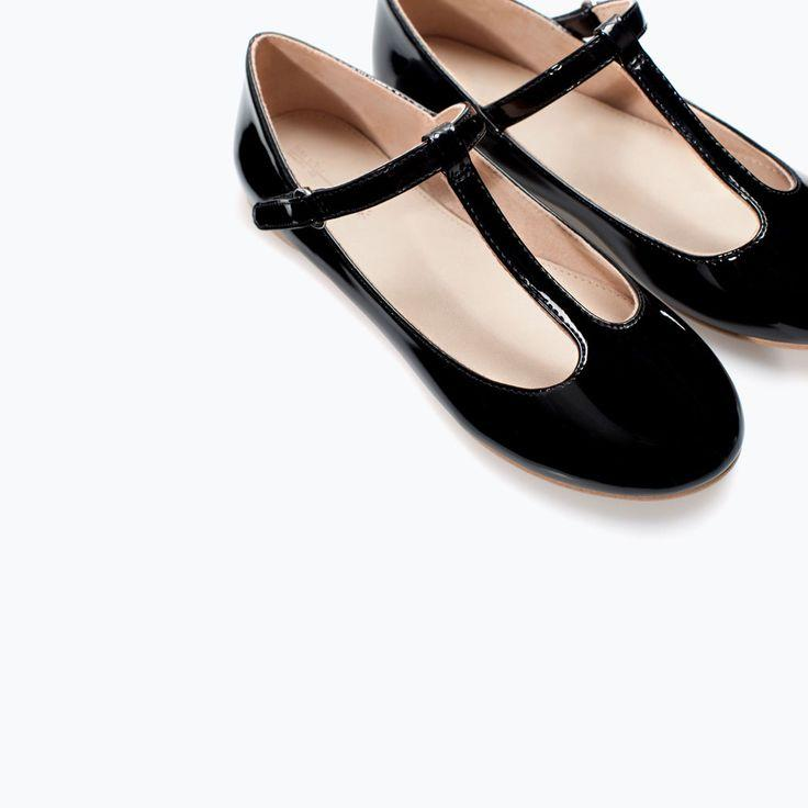 Tocoto Vintage Patent Leather Shoes - TAYLOR + MAX