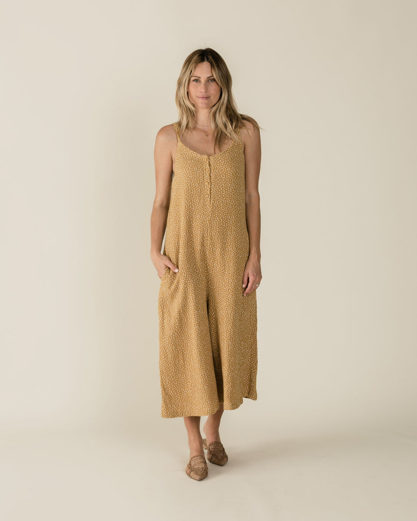 Rylee + Cru Bridgette Seeds Jumpsuit | Women