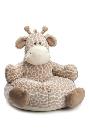 Giraffe Plush Chair