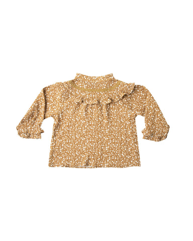 Rylee + Cru Marigold Savannah Blouse | WOMEN
