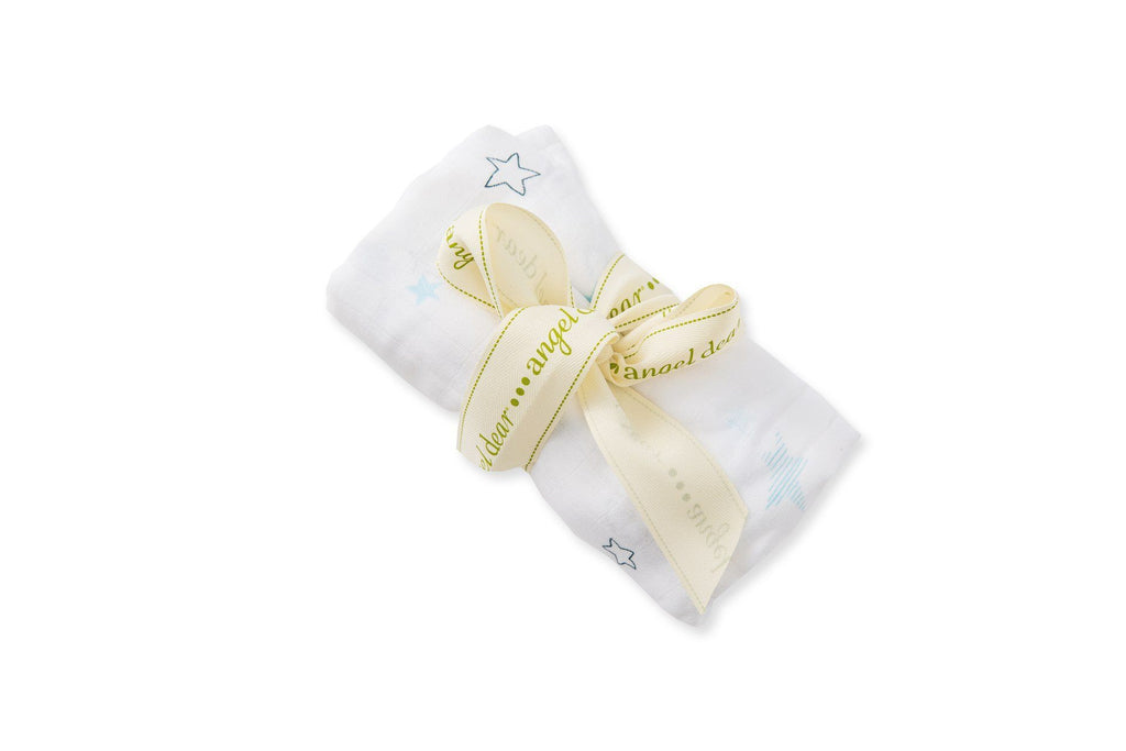 Starry Night Bamboo Muslin Swaddle - TAYLOR + MAX