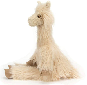 Load image into Gallery viewer, Jelly Cat Luis The Llama - TAYLOR + MAX