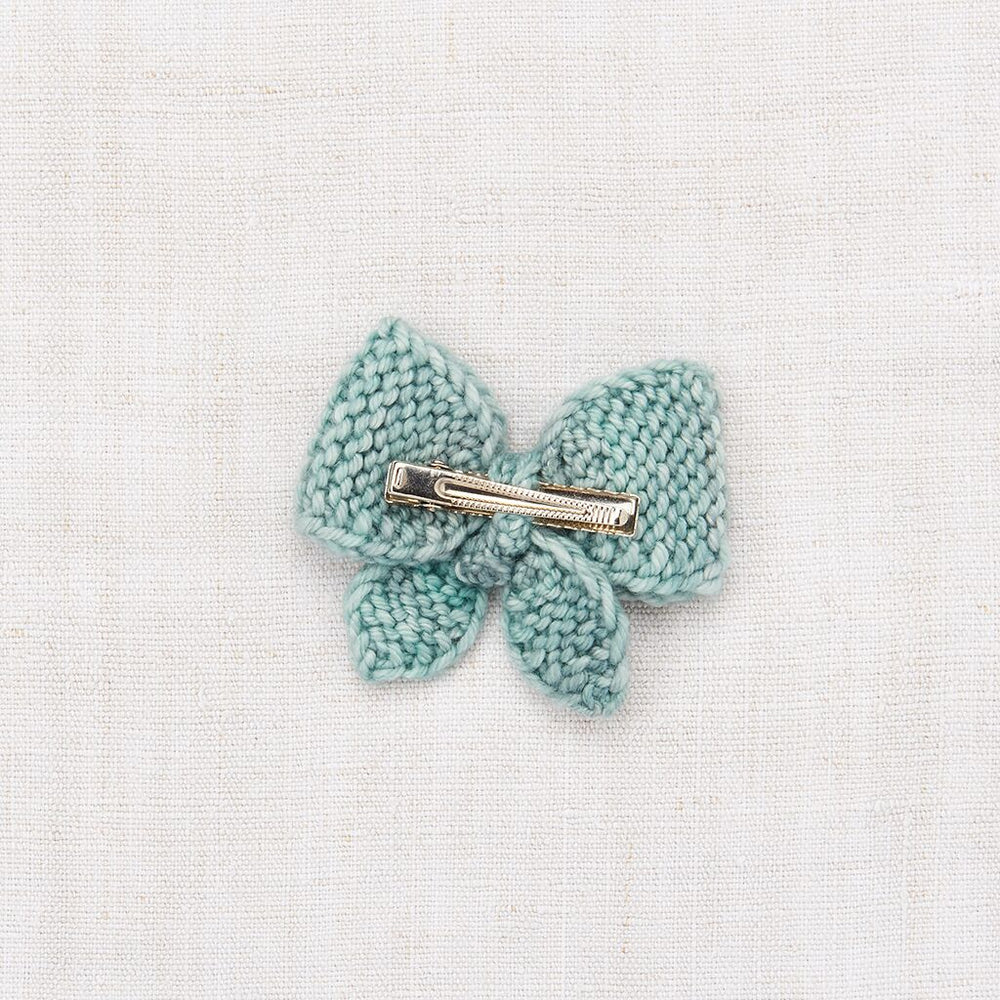Medium Hair Bow | Sage - TAYLOR + MAX