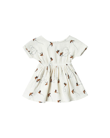 Rylee + Cru Sparrow Kat T-Shirt Dress
