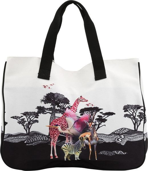 Molo Big Beach Bag- Safari