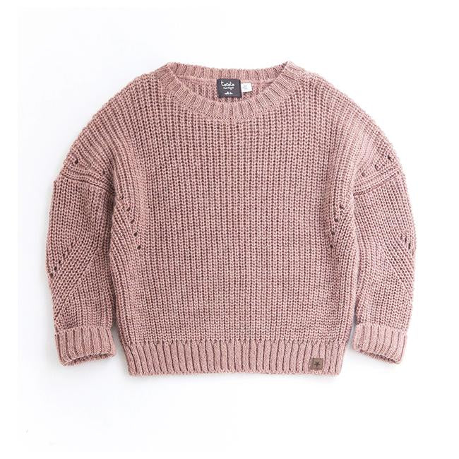 Tocoto Vintage Oversized Knit Sweater