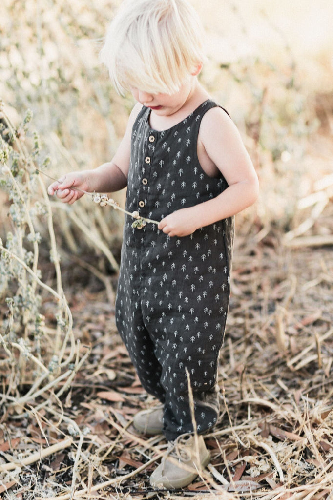 Rylee and Cru Trees Jumpsuit - TAYLOR + MAX