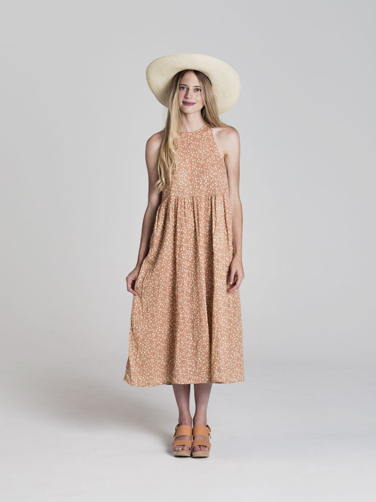 Rylee + Cru Pebbles Zoe Maxi Dress Peebles | Women - TAYLOR + MAX