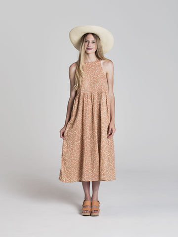Rylee + Cru Pebbles Zoe Maxi Dress Peebles | Women