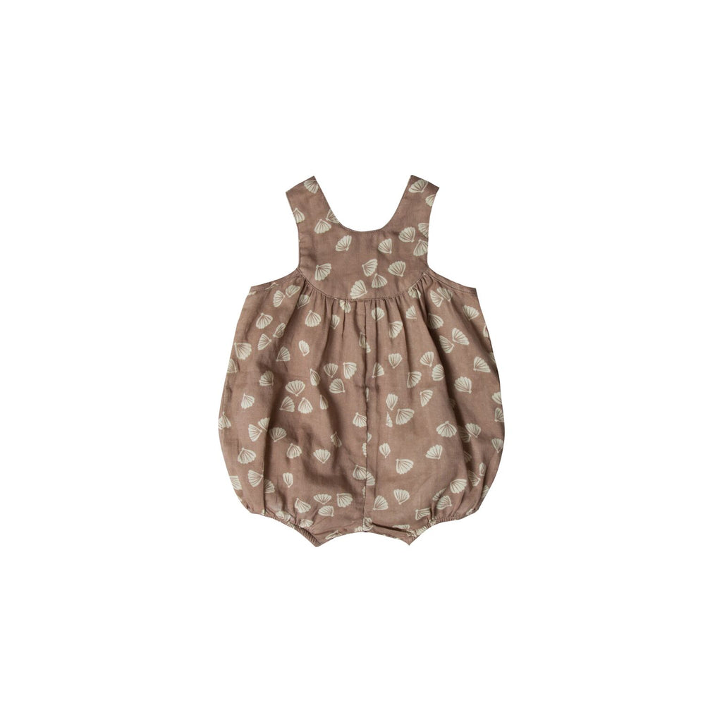 Rylee + Cru June Romper in Seashell - TAYLOR + MAX