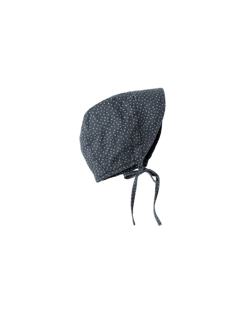 Rylee + Cru Dot Bonnet | Midnight