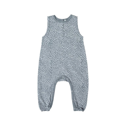 Rylee + Cru Mills Jumpsuit- Dash Waves