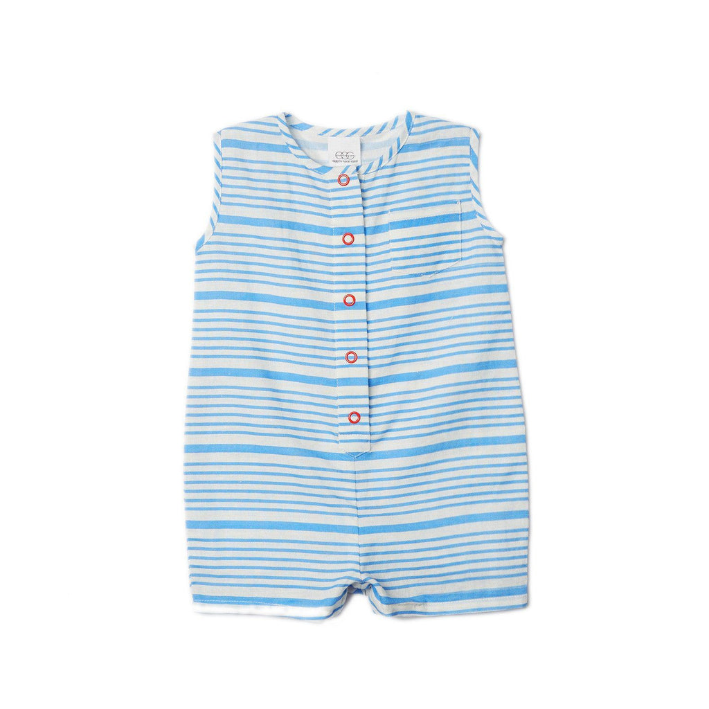 EGG Romper with Pocket Detail - TAYLOR + MAX
