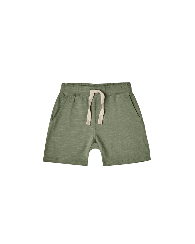 Boys Slub Shorts | Fern