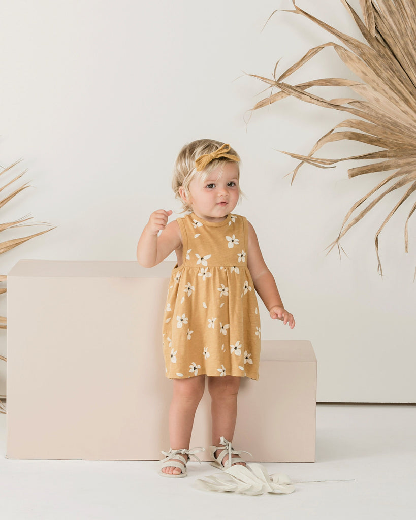 Rylee + Cru Hibiscus Layla Mini Dress