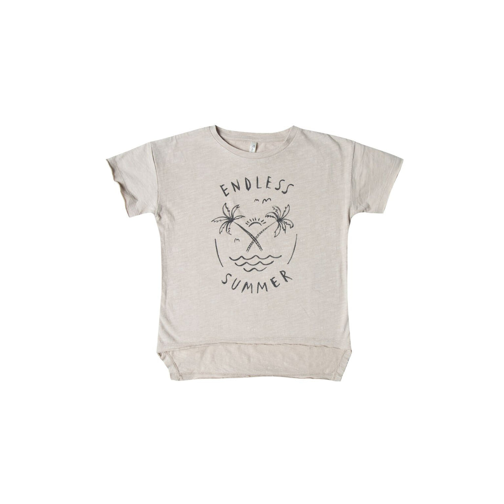 Rylee + Cru Endless Summer Basic Tee - TAYLOR + MAX