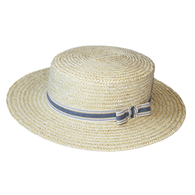 Tocoto Vintage Straw Hat