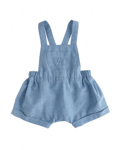 Tocoto Vintage Chambray Overall