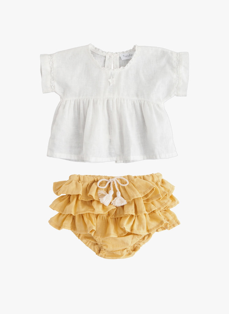 Tocoto Vintage Baby Blouse - TAYLOR + MAX