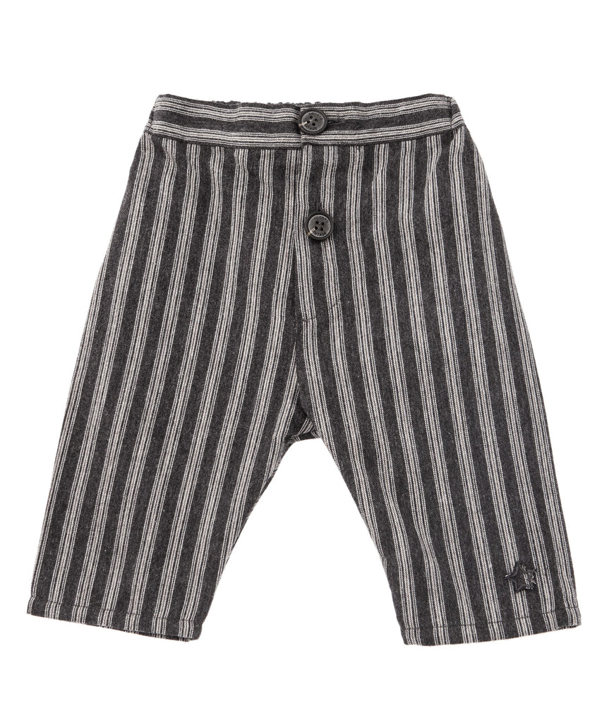 Tocoto Vintage Striped Baby Trouser