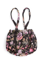 Tocoto Vintage Flowers Jacquard Bloomer - TAYLOR + MAX