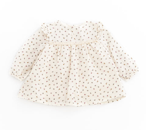 Tocoto Vintage Baby Flower Dress