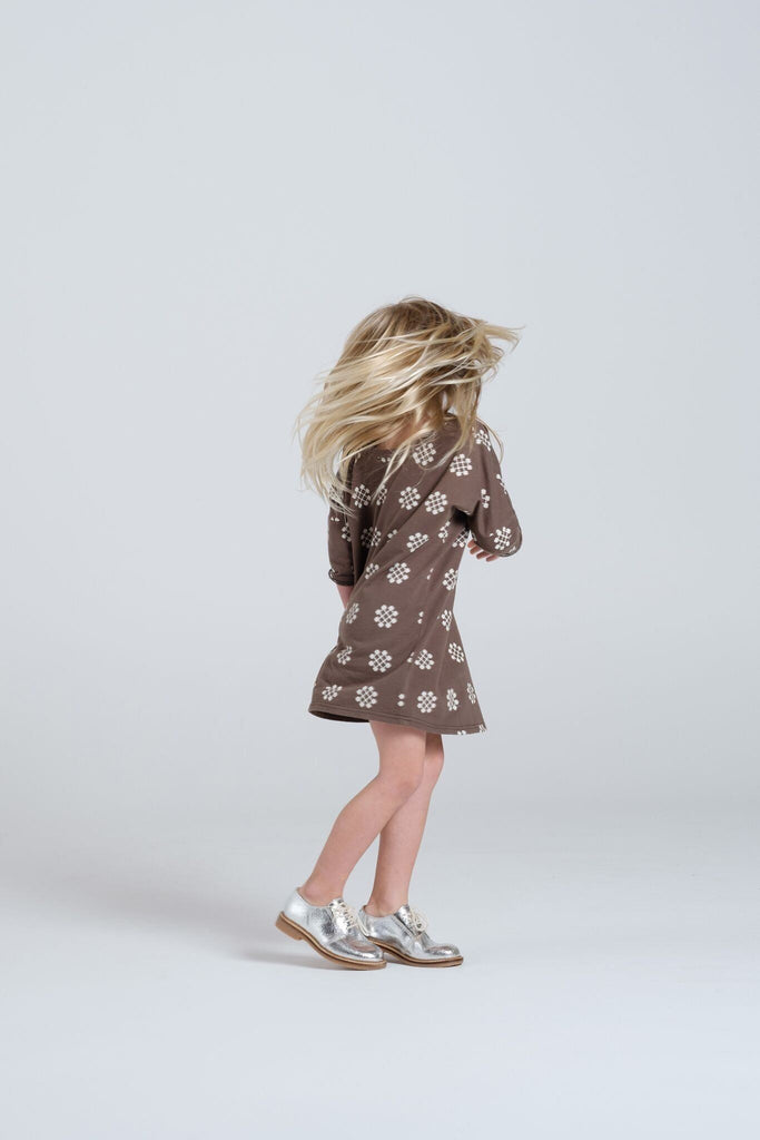 Rylee and Cru Medallion Slouch Dress - TAYLOR + MAX