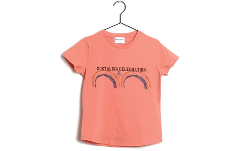 Wolf & Rita Sebastiao Orange T-Shirt