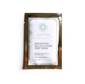Bonnie Smoothing Sea Collagen Sheet Mask