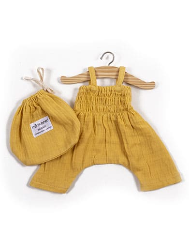 Load image into Gallery viewer, Bonnie Jumpsuit Mustard | PREORDER - TAYLOR + MAX