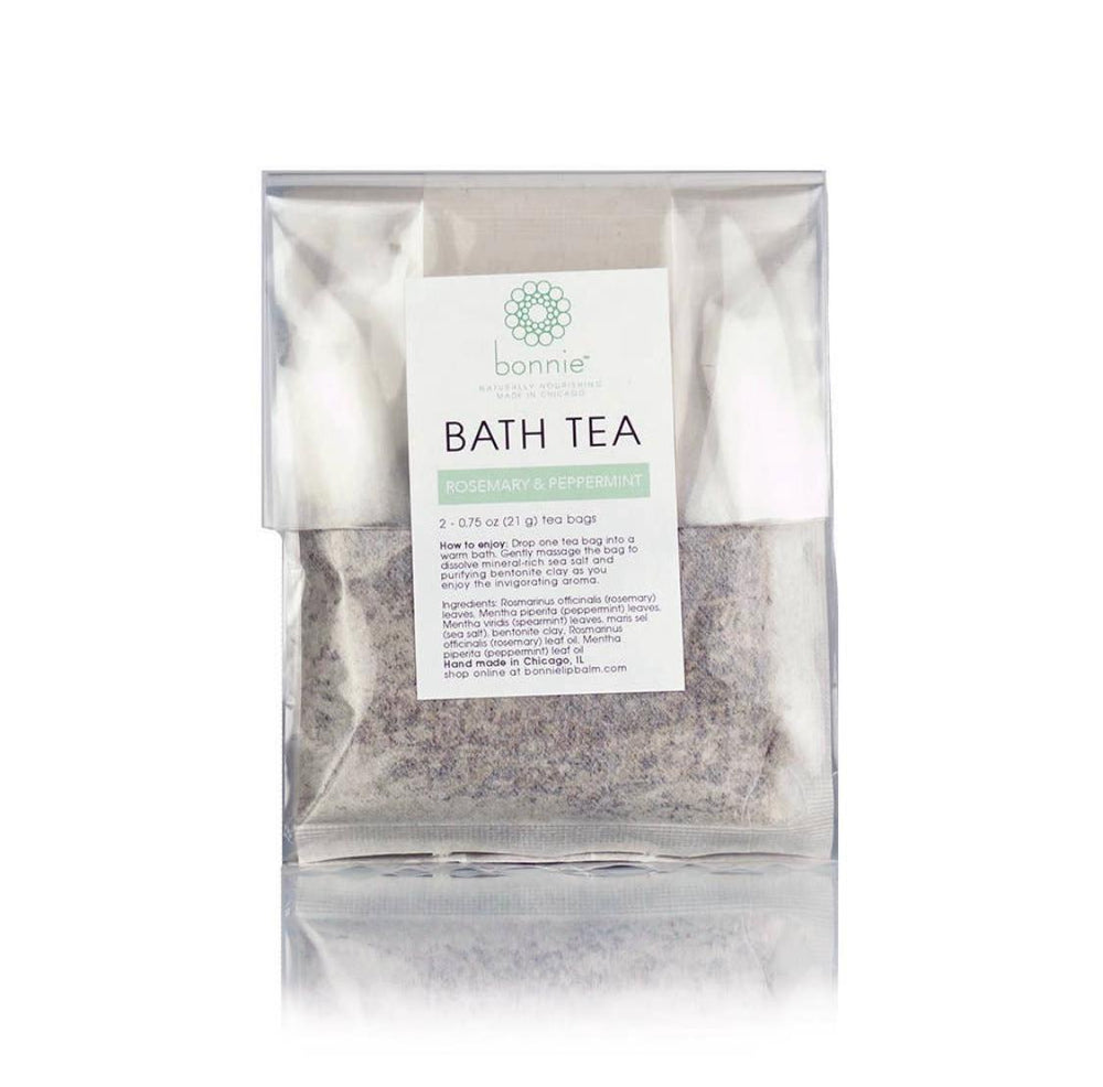 Load image into Gallery viewer, Bath Tea | Rosemary & Peppermint