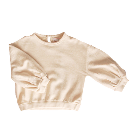 Morley Inka Fox Salt Sweatshirt