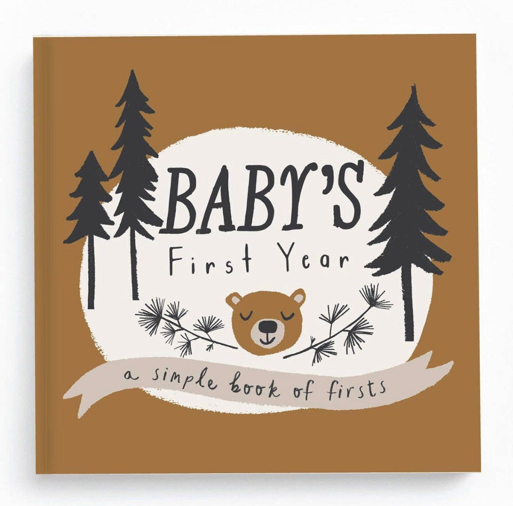 Load image into Gallery viewer, Baby's First Year Memory Book | Wilderness