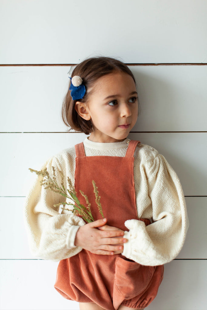 Soor Ploom Agnes Sweater | Natural