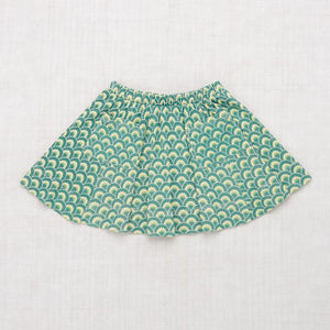 Art Deco Circle Skirt | Spruce