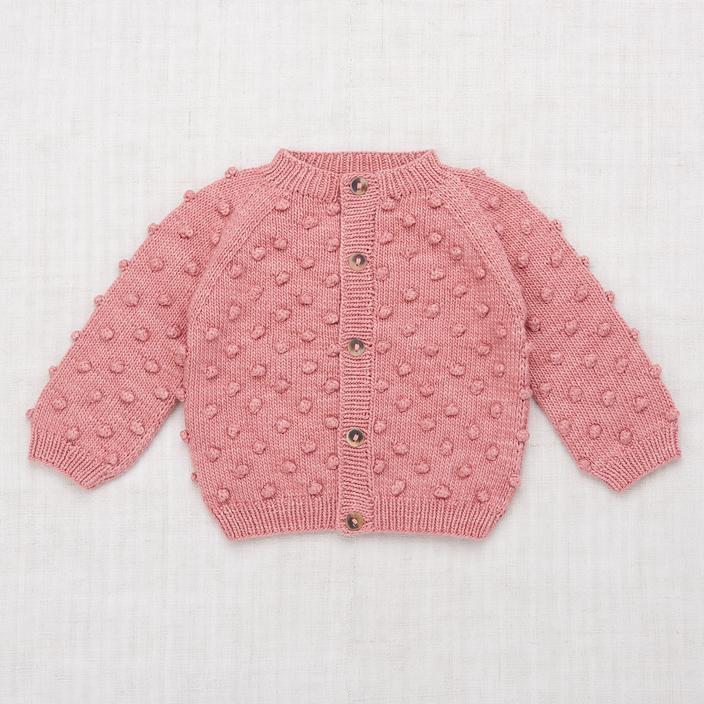 Load image into Gallery viewer, Summer Popcorn Cardigan | Rose Blush