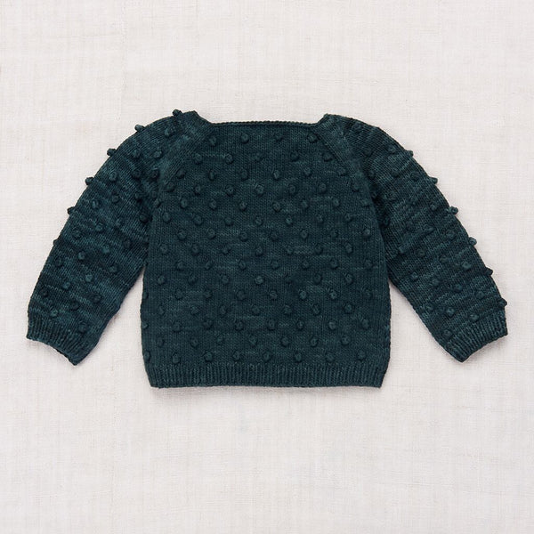 Misha & Puff Summer Popcorn Spruce Sweater
